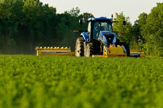 Technika ciągników rolniczych